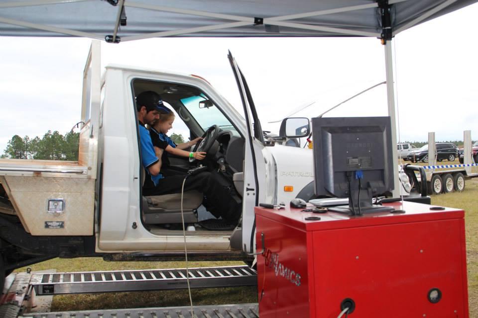 Nissan Patrol ute conversion sunshine coast dyno tuning
